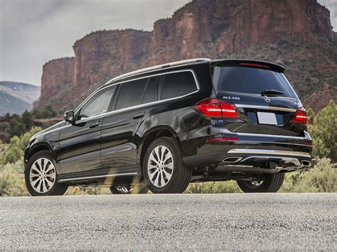 Awd gl 450 4matic 4dr suv. New 2019 Mercedes-Benz GLS 450 - Price, Photos, Reviews, Safety Ratings & Features