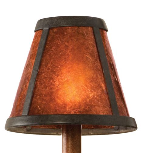 Mica Chandelier by Kalco S205 Mica Mica Chandelier Shade Lightingdirect