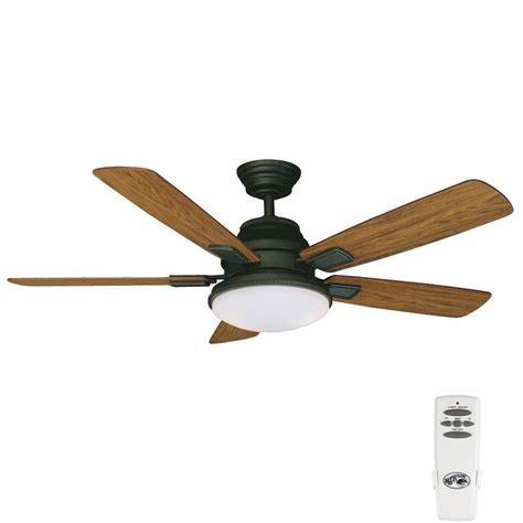 hton bay clarkston ceiling fan hton bay bronze ceiling fan hton bay yg222 orb alida 52 in