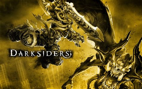 darksiders  game wallpapers hd wallpapers id