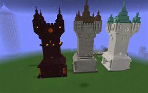 Minecraft Castle Walls Pictures to Pin on Pinterest ...