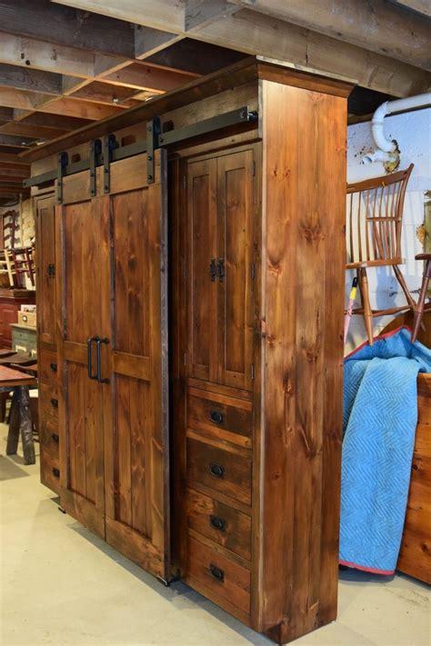 wardrobe barn door entertainment cabinet furniture