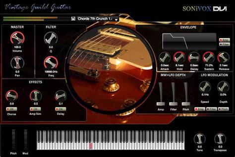 Sonivox Releases 57 New Downloadable Virtual