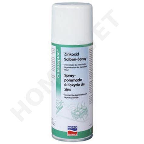Zinc Oxide Spray For Horses Homeovet