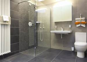 badevaerelser brug for en murer til dit badevaerelse With carrelage adhesif salle de bain avec light star led