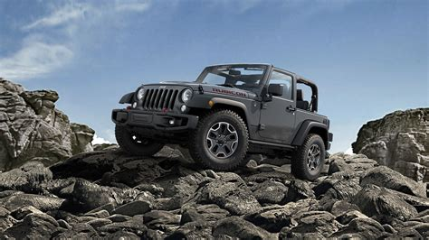 A Look At The 2016 Jeep Wrangler Limited Edition Models