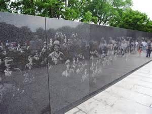 Korean War Veterans Memorial Wall Names
