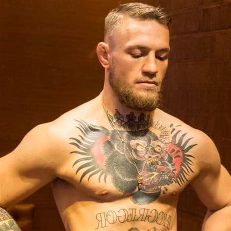 conor mcgregor haircut ideas  men hairstyles world