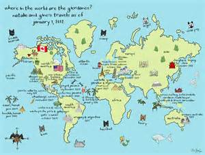 World Map Together