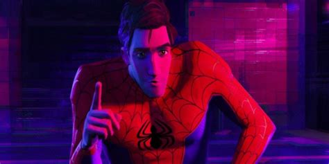 spider man   spider verse promo hints