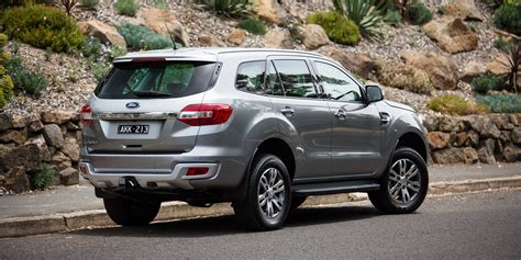 Ford Everest by 2017 Ford Everest Trend Rwd Review Photos Caradvice