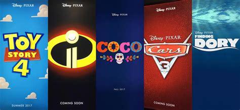 anime channel 2018 estrenos de pixar y disney para los pr 243 ximos a 241 os 2016