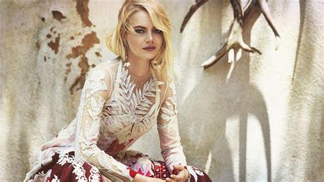Emma Stone Talks Equal Pay, Fake News And Splitting The Bill