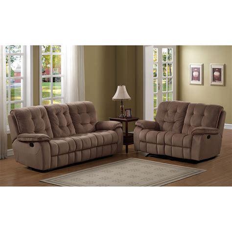 Reclining Sofa Sets by Mcaul Reclining Glider Sofa Set Great Decor Ideas Sofa