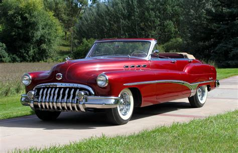 1950 Buick Custom Convertible Sedan