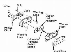 1999 Mazda 626 Turn Signal Indicator On Dash Does Not