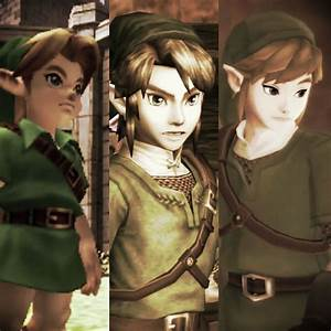 the many faces of link | the hero of hyrule | Pinterest