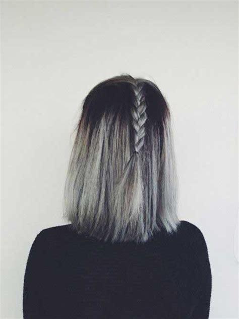 days  popular short grey hair ideas