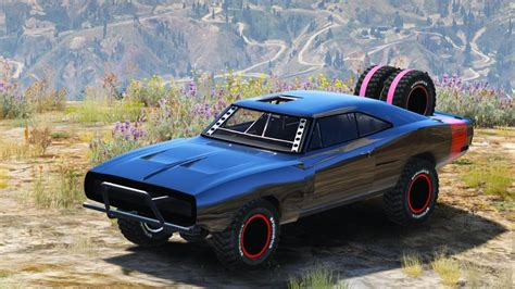 Dodge Charger Offroad Fast & Furious 7 [addon Replace