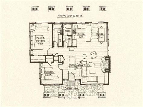 Cabin Floor Plan 1 Bedroom Cabin Floor Plans, One Room Log