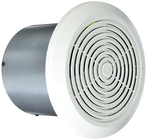 ventline bathroom ceiling exhaust fan grill ventline v2262 50 7 quot 50 cfm ceiling exhaust fan new