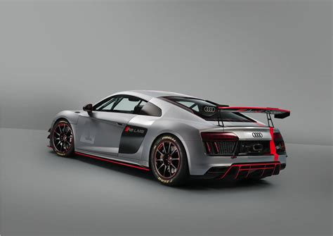 audi race car audi unveils its version of the gt4 race car the drive