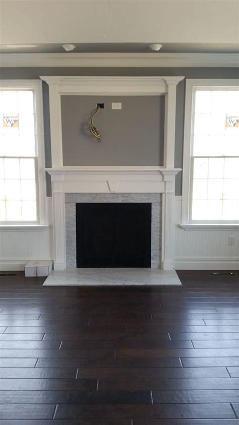 gas fireplace mantel gets 17 ideas about gas fireplaces on mantle ideas