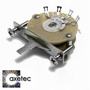 Guitar Parts From Axetec