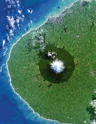 New Zealand Earth From Space