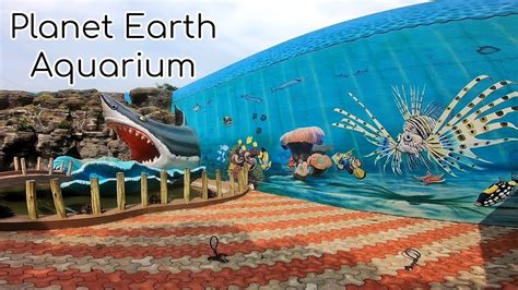 aquarium planet earth mysore place karnataka