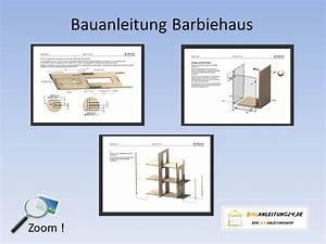 Barbie Haus Selber Bauen : bauanleitung barbie haus ~ Lizthompson.info Haus und Dekorationen