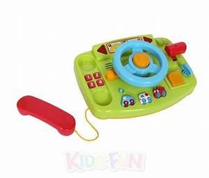 Baby Spielzeug Auto : busy driver baby lenkrad auto mit ger uschen motorik telefon kleinkind spielzeug ~ Eleganceandgraceweddings.com Haus und Dekorationen