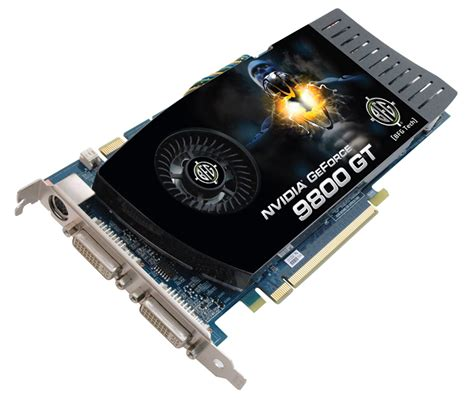 BFG Readies New GeForce 9800 GT, 9800 GT OC and GeForce ...