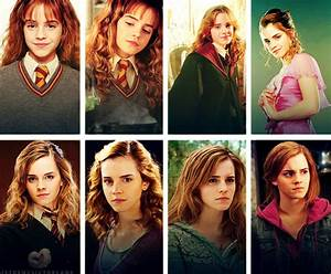 Hermione Through The Years - Harry Potter Photo (27743015 ...