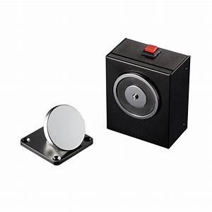 Surface Mount Fire Alarm Equipment Electro Magnetic Door Holder Stopper