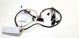 1966 66 Chevy Impala Ss Console Wiring Harness Manual 4spd