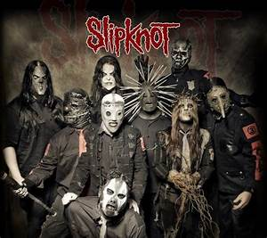 Heavy Metal Band Posters | music,band,Slipknot,USA ...