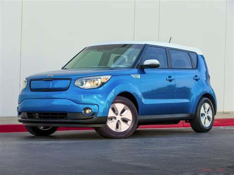 Kia Soul Ev Mpg by 2015 Kia Soul Ev Reviews Specs And Prices Cars