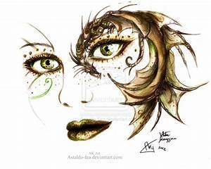 Dragon Eyes by Astaldo-Fea on DeviantArt