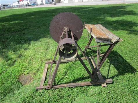 belt driven  mill bigiron auctions