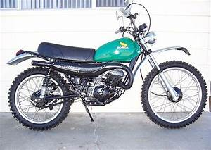 Honda 2tps Vintage Cr Mt Mr    Le Guide Vert