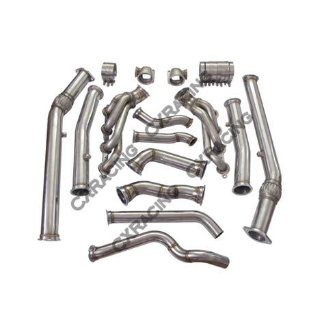 Twin Turbo Intercooler Kit For Pontiac Gto Holden
