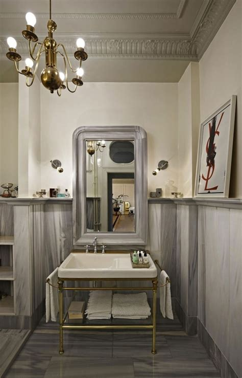 beautiful  unique bathroom mirrors