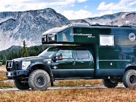 Ford Earthroamer by Earthroamer Xv Lts Expedition Vehicle Imboldn