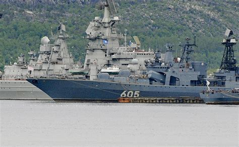 Russian navy triples deployment in five years | The ...