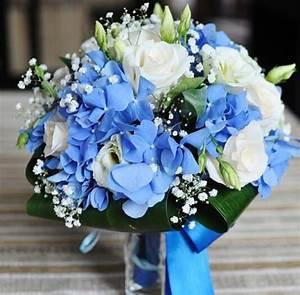 Tischdeko Blau Weiß : brautstrau blau wei gro e bildergalerie ~ Markanthonyermac.com Haus und Dekorationen