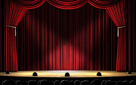 theatre drape stage curtain wallpaper wallpapersafari