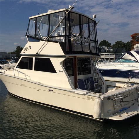 Viking Boat Name Generator by 1987 Viking 35 Convertible Power Boat For Sale Www
