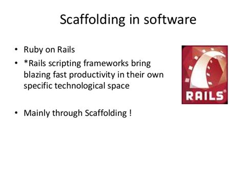 Ruby On Rails Meme - emf scaffolding