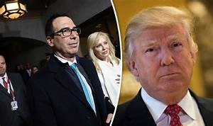 Donald Trump's new Treasury Secretary wins over world's ...